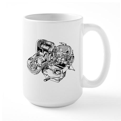 Airhead Large Mug
