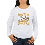 Cheers on 79th Women's Long Sleeve T-Shirt
