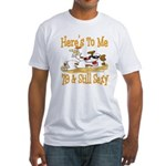Cheers on 79th Fitted T-Shirt