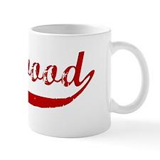 Gatewood (red vintage) Mug