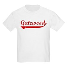 Gatewood (red vintage) T-Shirt