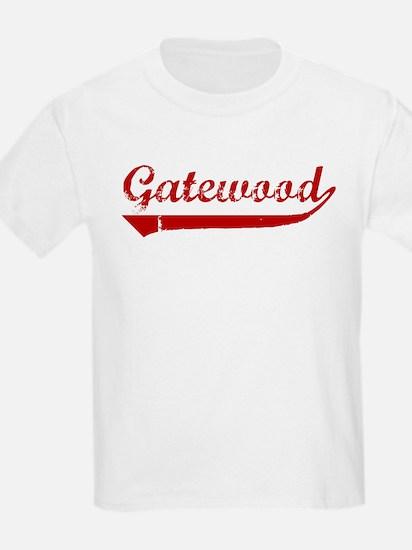 Gatewood (red vintage) T-Shirt
