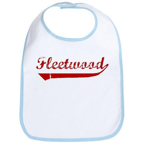 Fleetwood (red vintage) Bib
