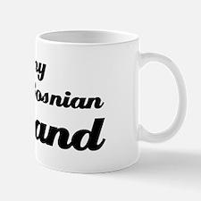 I love my Bosnian Husband Mug