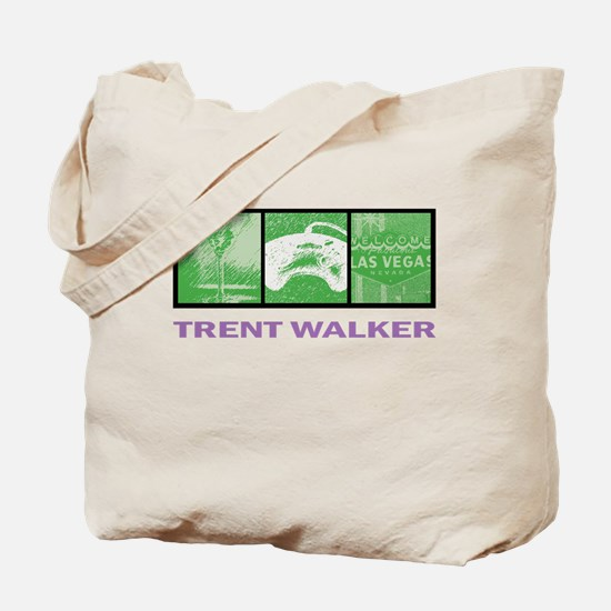 Trent Walker Tote Bag