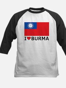 I Love Burma Tee