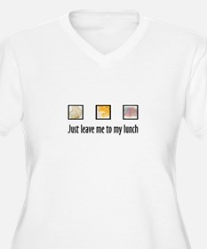 Leave Me To My Lunch T-Shirt