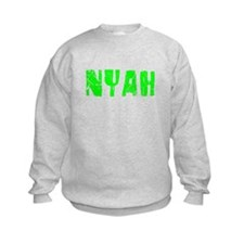 Nyah Faded (Green) Jumpers