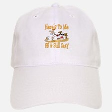 Cheers on 55th Baseball Baseball Cap