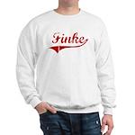Finke (red vintage) Sweatshirt