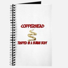 Copperhead trapped in a human body Journal