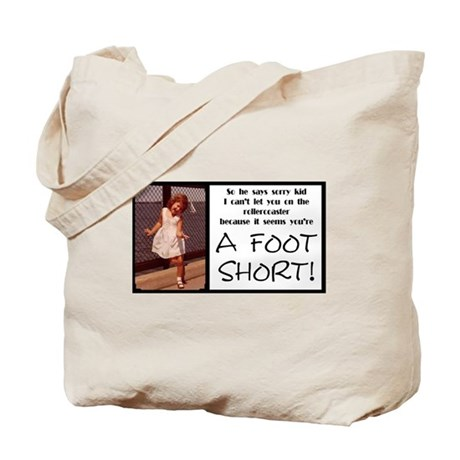 A Foot Short Tote Bag