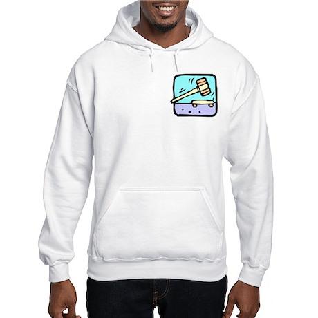 Lawyer Hooded Sweatshirt