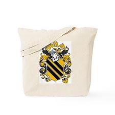 Bentley Family Crest Tote Bag
