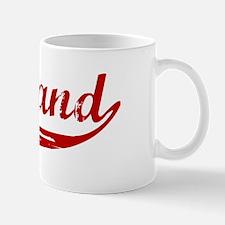 Gilliland (red vintage) Mug