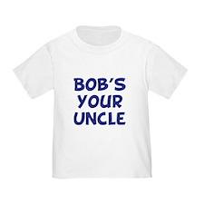 Bob's Your Uncle T