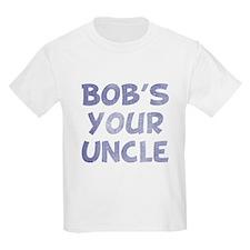 Bob's Your Uncle - Vintage T-Shirt