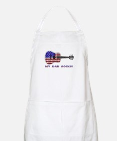 MY DAD ROCKS! BBQ Apron