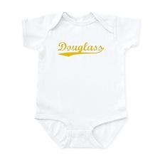 Vintage Douglass (Orange) Infant Bodysuit