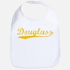 Vintage Douglass (Orange) Bib