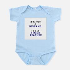 Mistake Design #1 Infant Creeper