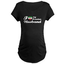 I love my Iranian Husband T-Shirt