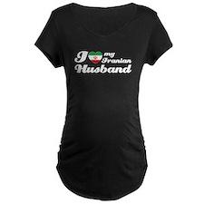 I love my Iranian Husband T-Shirt