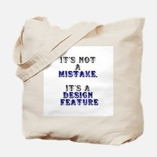 Mistake Design #1 Tote Bag