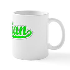 Retro Kristian (Green) Mug