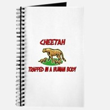 Cheetah trapped in a human body Journal