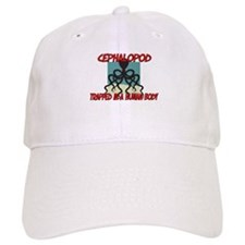 Cephalopod trapped in a human body Baseball Cap