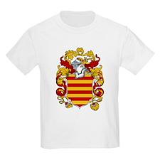 Berry Family Crest Kids T-Shirt