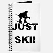 JUST SKI Journal