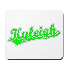 Retro Kyleigh (Green) Mousepad