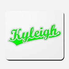 Retro Kyleigh (Green) Mousepad