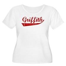Griffith (red vintage) T-Shirt
