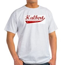 Halbert (red vintage) T-Shirt