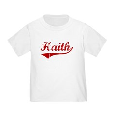 Haith (red vintage) T