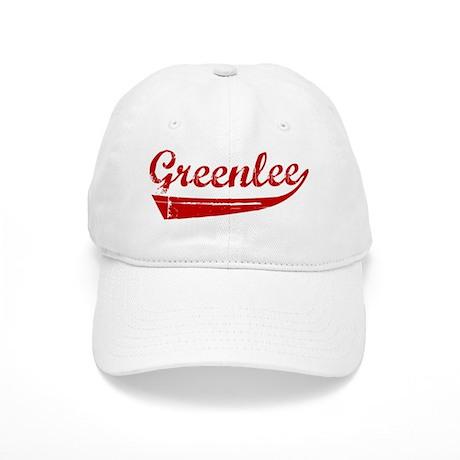 Greenlee (red vintage) Cap