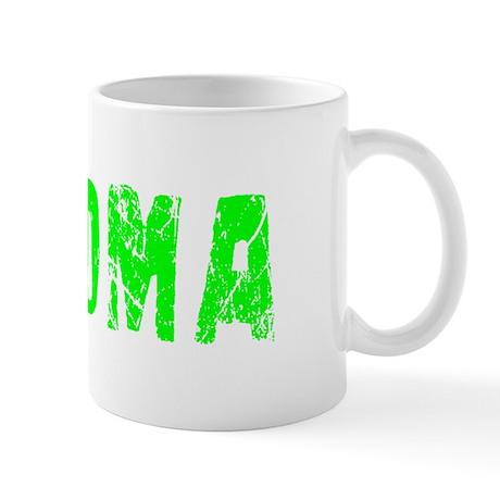Paloma Faded (Green) Mug