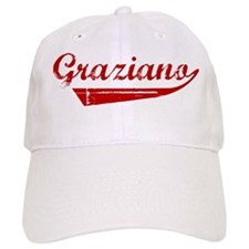 Graziano (red vintage) Baseball Cap
