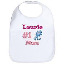 Laurie - #1 Mom Bib