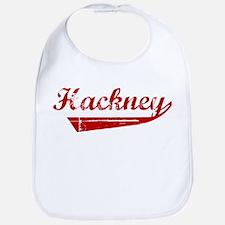 Hackney (red vintage) Bib