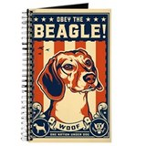 Beagle journal Journals & Spiral Notebooks