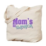 Mom's Lil' Sidekick Tote Bag