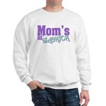 Mom's Lil' Sidekick Sweatshirt