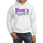 Mom's Lil' Sidekick Hooded Sweatshirt