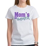 Mom's Lil' Sidekick Women's T-Shirt