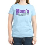 Mom's Lil' Sidekick Women's Light T-Shirt