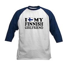 I Love My Finnish Girlfriend Tee